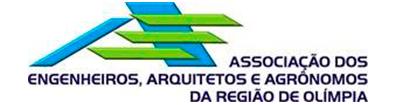 AEAA - Associação dos Engenheiros de Olímpia/SP Logo